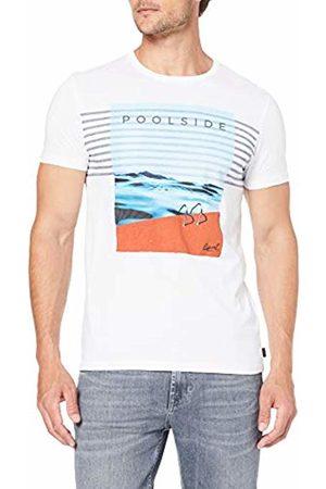 Esprit Men T-shirts - Men's 069ee2k010 T-Shirt, ( 110)