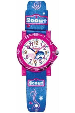 Scout Girls Watches - Girls 'Watch Analogue Quartz Fabric 280375001