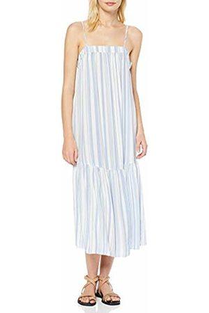 59cb481bb4b67a New Look Women's Ec Stripe Strappy Smock Midi (6260748) Dress .