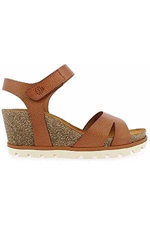Yokono Women's Mavile 001 Vaquetilla Bugui Open Toe Sandals (Nuez 002) 6 UK