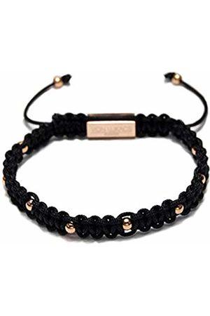 Von Lukacs Men Onyx Rope Bracelet TSARBRG
