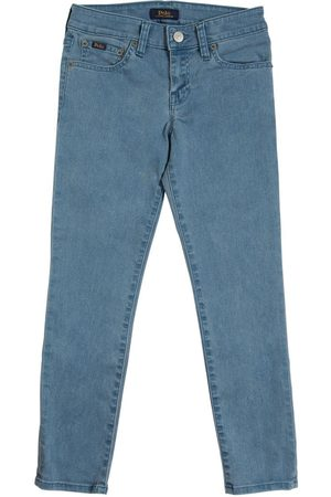 Ralph Lauren Stretch Cotton Skinny Jeans