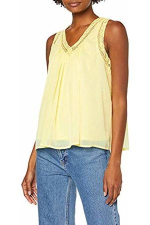 Vero Moda Women's Vmenjoy Sl Top WVN Vest, Mellow