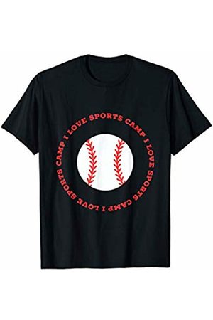 es designs I Love Sports Camp T-Shirt