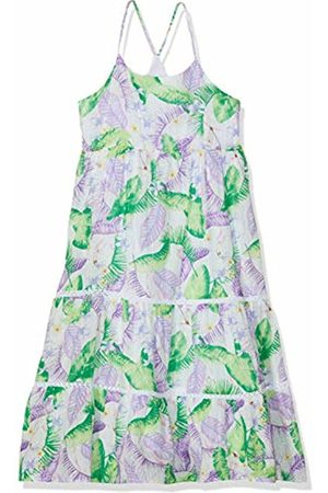Name it Girl's Nkfjirthe Maxi Dress, Bright