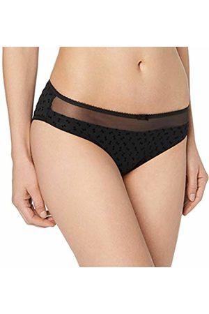 Dim Women's Slip Generous Limited Edition Panties, Imprimé Nx153uds Noirs 8s0