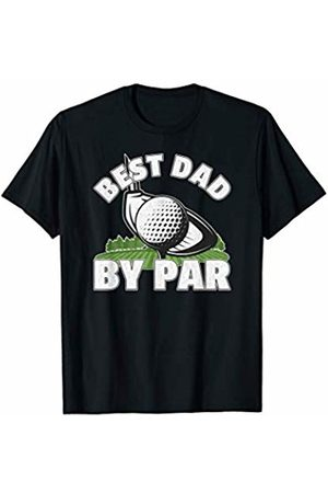 Fathers Day Gift Shirts HQ Mens Best Dad By Par Father's Day Golf T-Shirt