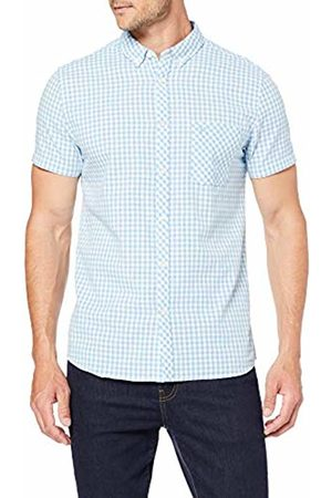 Mustang Men's 1/2slv_1/p_bd Casual Shirt