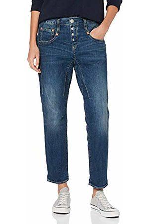 Herrlicher Women Baggy & Boyfriend - Women's Shyra Cropped Boyfriend Jeans, (Bracing 827)