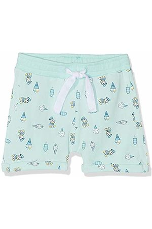 Name it Baby Shorts - Baby Boys' Nbmdonald Grayson Shorts Wdi, Clearwater