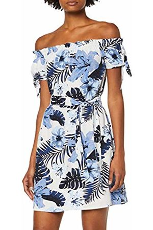 Vero Moda Women's Vmefie Milo Off Shoulder Short Dress WVN
