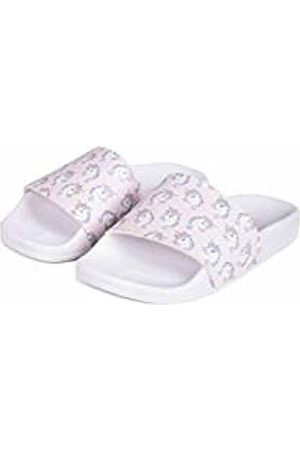 THE WHITE BRAND Sandals - Unisex Kids' Unicorns Open Toe Sandals, ( 000)