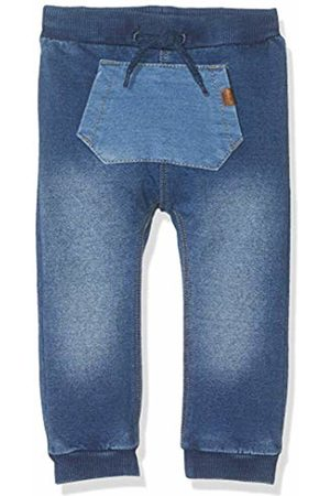 Name it Baby Trousers - Baby Boys' Nbmromeo Dnmato 2212 Pant Trouser, Medium Denim