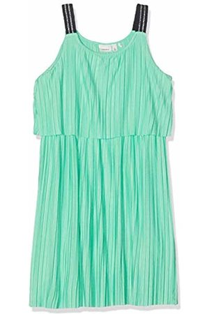 Name it Girl's Nkfhosta Sl Dress Spring Bud