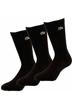 Lacoste Men Underwear - Sport Men's RA7621 Calf Socks, 8VM)