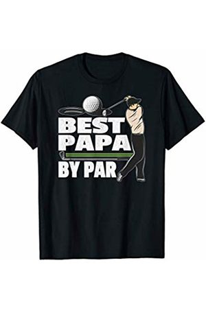 Fathers Day Gift Shirts HQ Mens Best Papa By Par Father's Day Golf T-Shirt