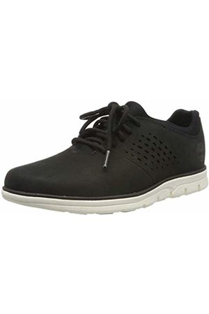 Timberland Men's Bradstreet Perf Plain Toe Oxford Low-Top Sneakers, ( Nubuck)