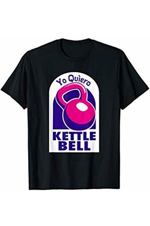 Kettlebell Workout Shirts and Tacos Kettlebell Yo Quiero Funny Workout exercise shirt T-Shirt