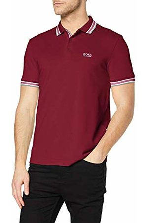 HUGO BOSS Men Polo Shirts - Men's Paddy Plain Regular Fit Short Sleeve Polo Shirt