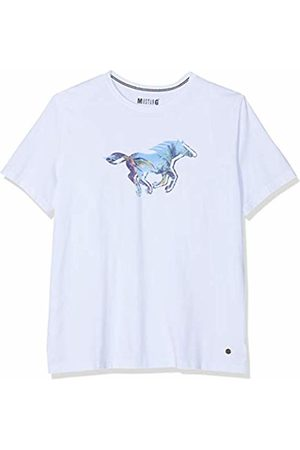 Mustang Men's Photoprint Tee T-Shirt, (General 2045)