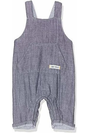 Name it Baby Trousers - Baby Boys' Nbmheld Overall, Dark Sapphire