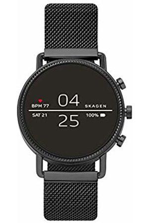Skagen Womens Digital Connected Wrist Watch with Stainless Steel Strap SKT5109