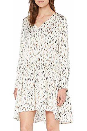 Vero Moda Women's Vmemilja L/s Frill Abk Dress Fx