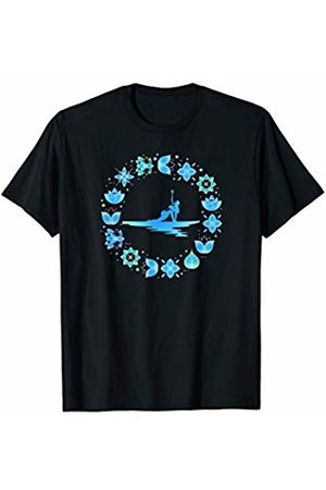 Stand Up Paddle Board Apparel SUP Yoga Paddle Board Zen Vibe T-Shirt