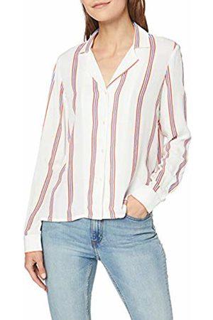Vero Moda Vmgrace LS V-Neck Shirt Blusa para Mujer