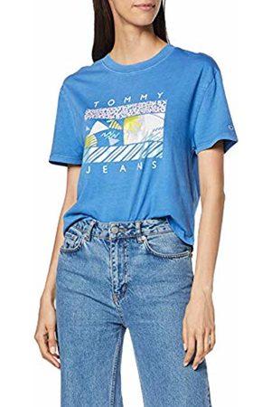 Tommy Hilfiger Women's Tjw Summer Surf Flag Tee T-Shirt
