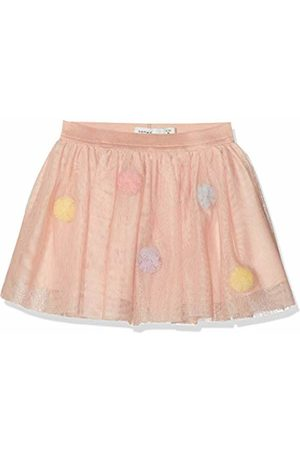 Name it Baby Girls' Nmfpoppi Tulle Skirt LIC, Strawberry Cream