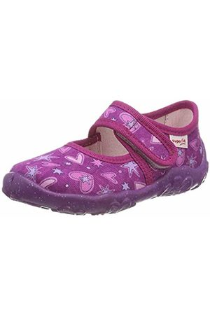 Superfit Girls' Bonny Low-Top Slippers, Rot 50