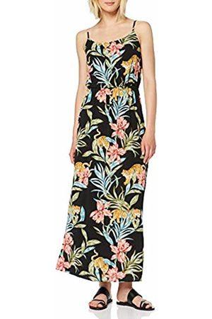 Only Women's Onlnova Lux AOP Strap Maxi Dress 5 WVN ( Jungle Zoo)