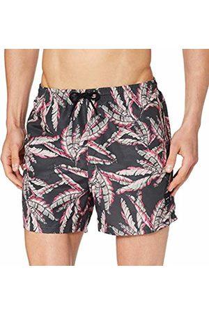 Only & Sons Men's Onstan Swimshorts AOP Nt 2996 Swim Trunks, Phantom