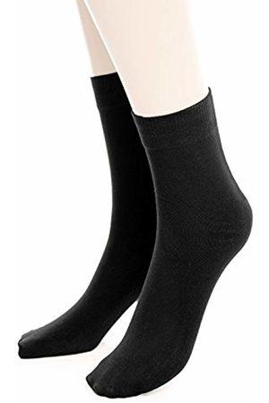 Glamory Women's Soft Micro Casual Socks, 40 DEN, )