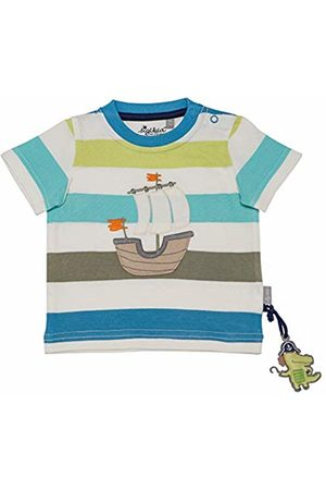 sigikid Boys' T-Shirt, Baby (Snow 37)