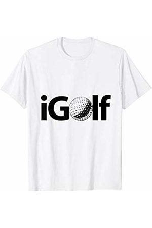 Golfing Golfer Golf player Dads Kids Golf Gift Love Golf Awesome Tournament Sport Game Club T Shirt