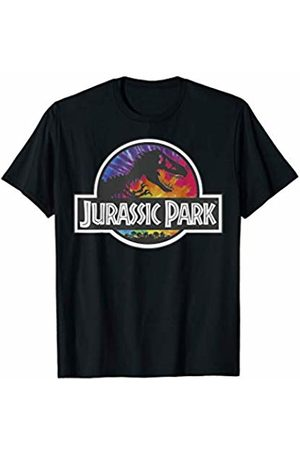 Jurassic Park Classic Logo Tie Dye T-Shirt