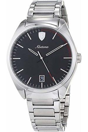 Scuderia Ferrari Unisex-Adult Analogue Classic Quartz Watch with Stainless Steel Strap 0830502