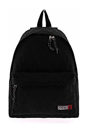 Coronel Tapiocca Mochila Urban Tapioca, Men's Backpack, (Negro)