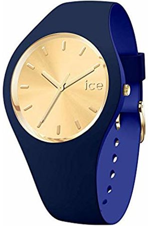 Ice-Watch ICE duo chic Navy - Women's wristwatch with silicon strap - 016986 (Medium)