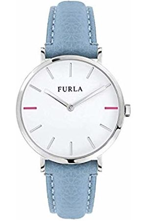 Furla Womens Analogue Quartz Watch with Leather Strap R4251108507