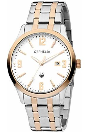 ORPHELIA Ivoire Men's Quartz Watch with Dial Analogue Display and Multicolour Stainless Steel Bracelet 62607