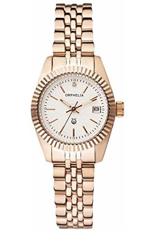 ORPHELIA Women's Quartz Watch 12506 with Metal Strap