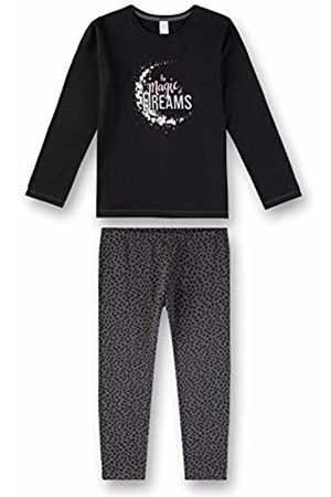 Sanetta Girl's Pyjama Set, (Super 10015)
