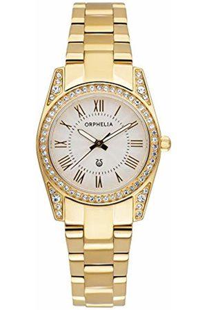 ORPHELIA Women Watches - Women's Quartz Watch with Metal Strap