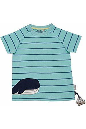 sigikid Boy's T-Shirt, Mini Haze 557