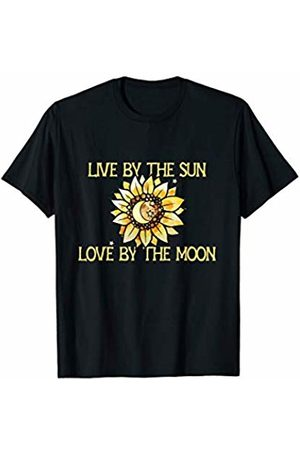 SnuggBubb Live by the sun Love by the Moon Summer T-Shirt