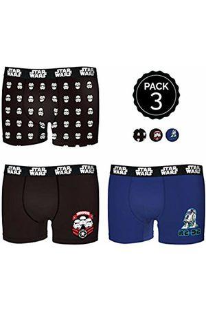 STAR WARS Boy's Boxer Shorts 14 Years