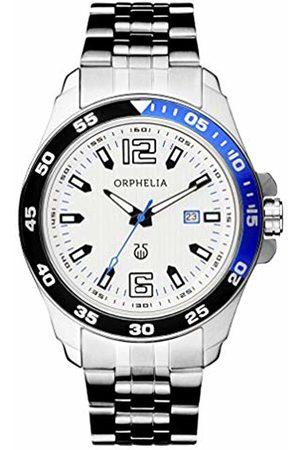 ORPHELIA Men Watches - Men's Quartz Watch with Metal Strap